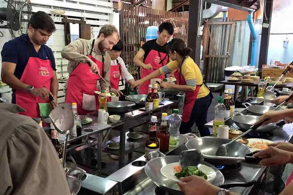 chiangmai cooking class