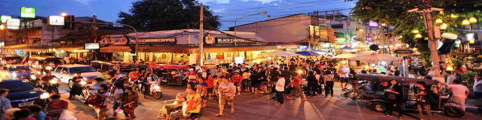 Chiang Mai Voyage