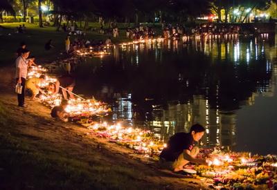 kratong, yi peng, yi peng festival