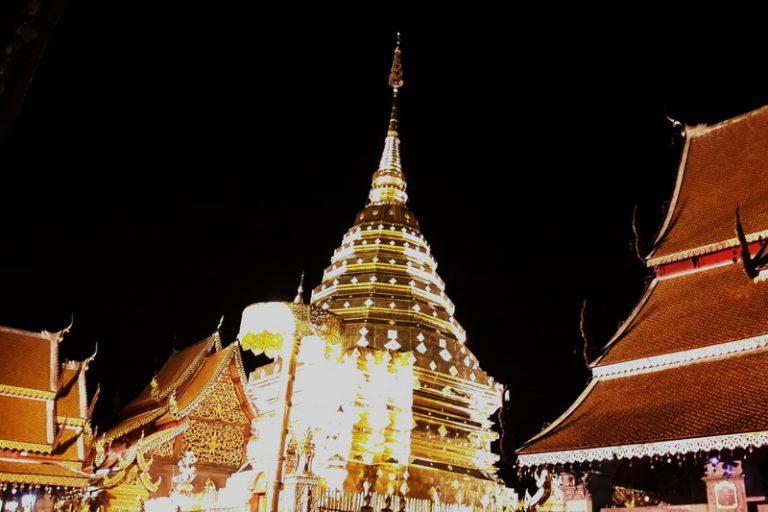 Phra That Doi Suthep Temple